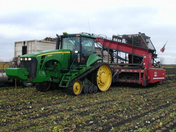 Anvelope pentru utilaje agricole